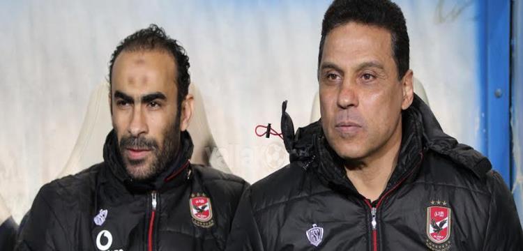 حسام البدري وسيد عبد الحفيظ