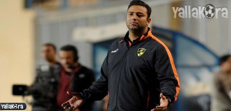 أحمد حسام ميدو مدرب فريق وادي دجلة
