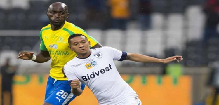مباراة نارية بدوري جنوب افريقيا
