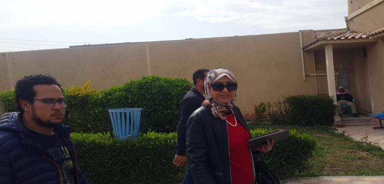 الدكتورة هناء أمير مدير الإدارة العامة للمنظمة الدولية لمكافحة المنشطات