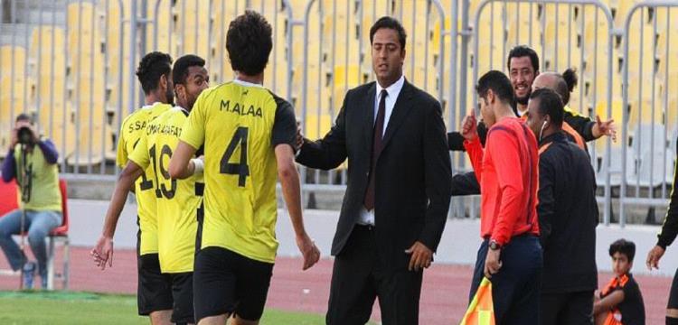 محمود علاء لاعب دجلة
