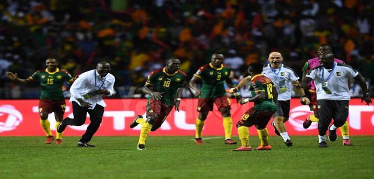 فرحة الكاميرون بالفوز بأمم أفريقيا