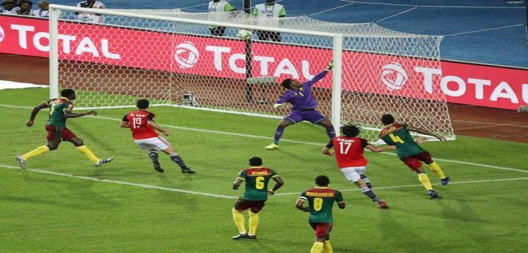 النني سجل في نهائي كأس الأمم الأفريقية