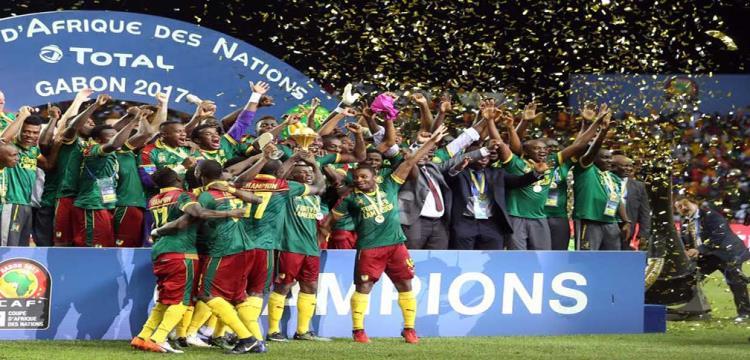 الكاميرون بطل افريقيا