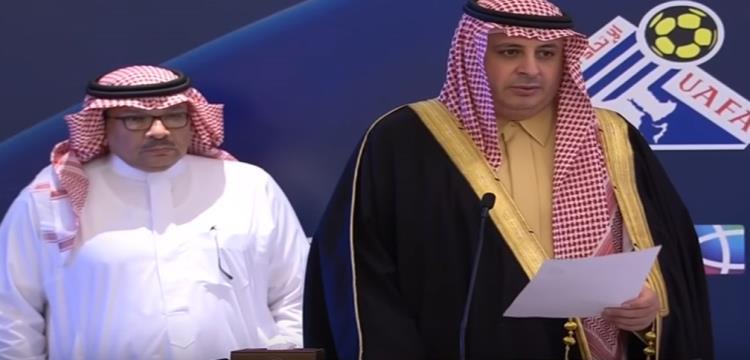 رئيس الاتحاد العربي