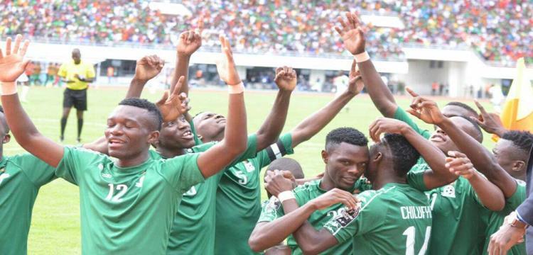 منتخب زامبيا للشباب