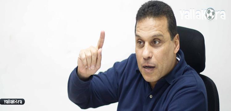 حسام البدري في حواره مع يلا كورة