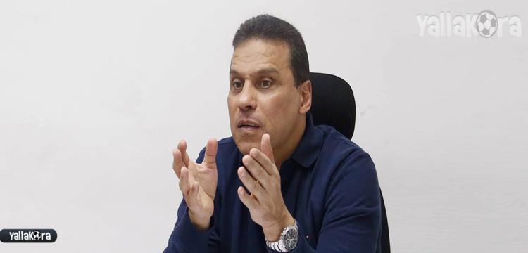 حسام البدري في لقائه مع يلا كورة