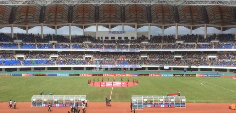 انطلاق مباراة مصر وزامبيا