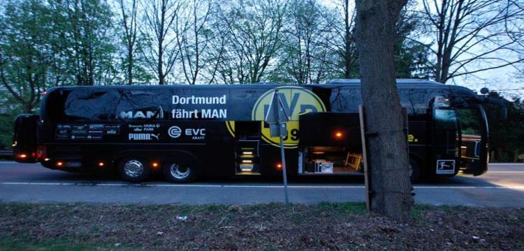 حافلة دورتموند