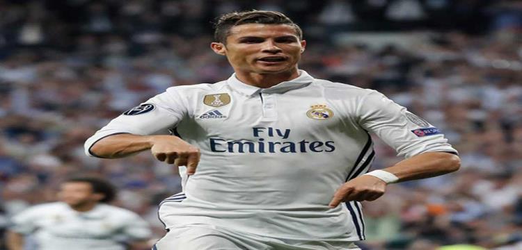 رونالدو نجم ريال مدريد