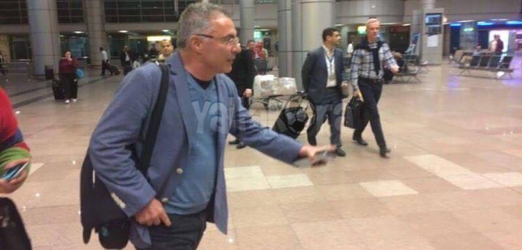 ايناسيو وصل القاهرة الاثنين الماضي