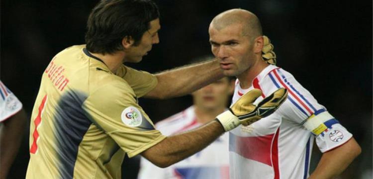 مباراة فرنسا وإيطاليا في نهائي كأس العالم 2006
