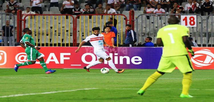 لقطة من المباراة.. تصوير: حازم جودة
