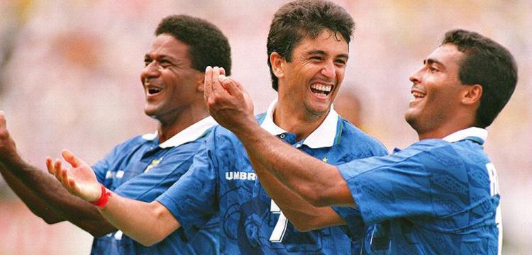بيبتو احتفل بمولوده في مونديال 1994