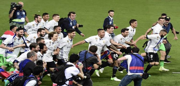 ريال مدريد ابطال الدوري الاسباني