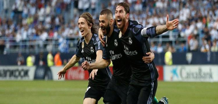 ريال مدريد وفرحة راموس