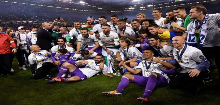 صورة ارشيفية - ريال مدريد