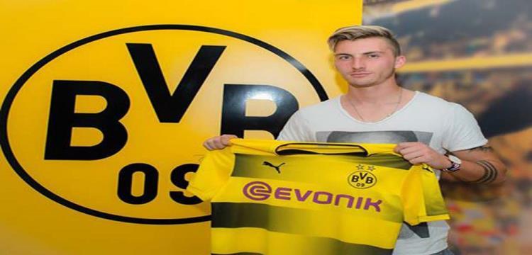 لاعب بروسيا دورتموند الجديد