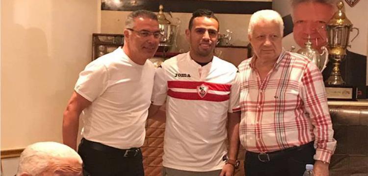 حازم إمام مع مرتضى منصور وإيناسيو
