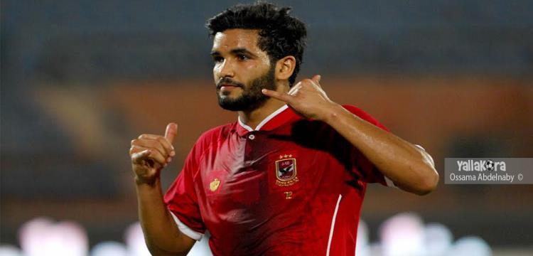 صالح جمعة لاعب الأهلي