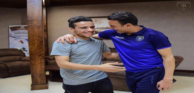 مصطفى فتحي والحضري