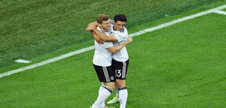 فرحة المانيا