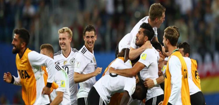 ألمانيا أبطال كأس القارات