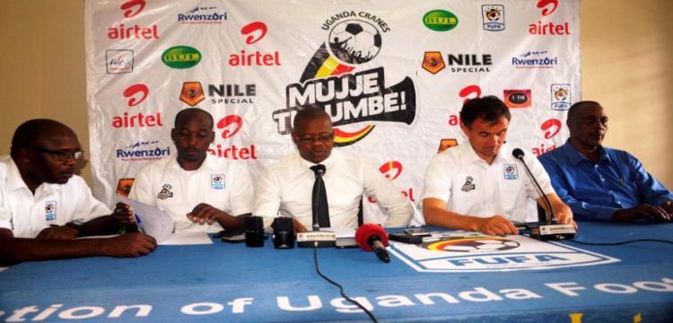 هل يرحل ميشو عن تدريب المنتخب الأوغندي؟