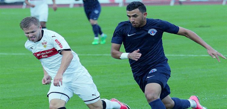 تريزيجيه يتألق في تركيا
