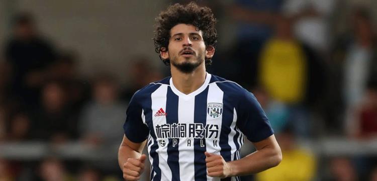 أحمد حجازي، لاعب وست بروميتش