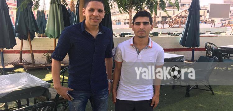 أحمد مدبولي مع أحمد السيد
