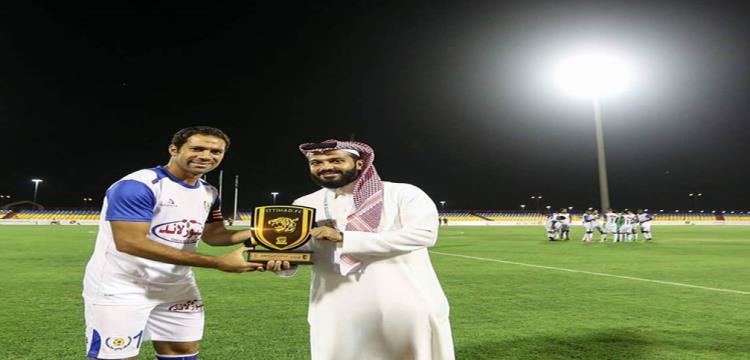 حسني عبدربه وتكريمه في السعودية