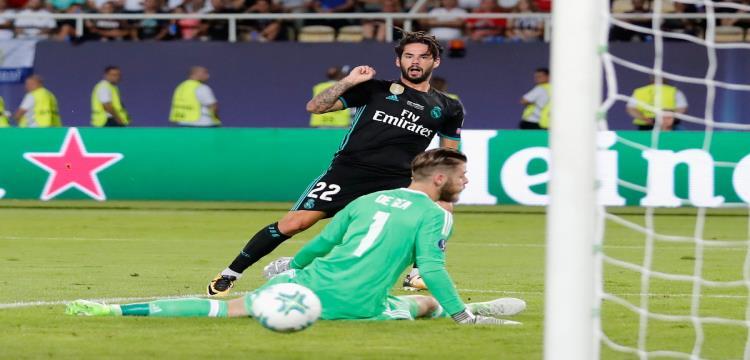إيسكو لاعب ريال مدريد
