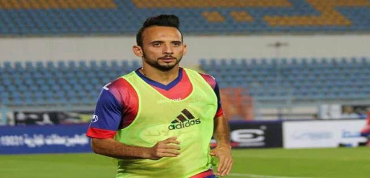 محمد رمضان لاعب الزمالك الجديد