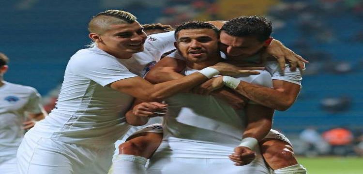 تريزيجيه لاعب قاسم باشا التركي