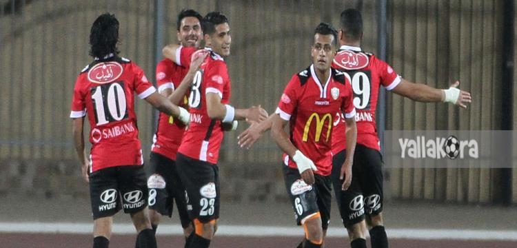محمد أشرف لاعب فريق الزمالك الجديد