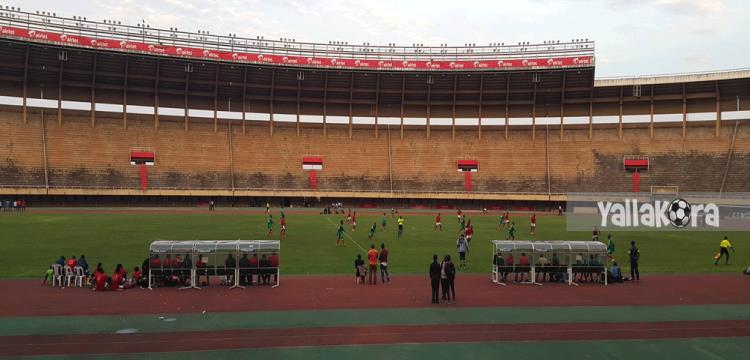 لقطة من ملعب المباراة بكاميرا يلا كورة