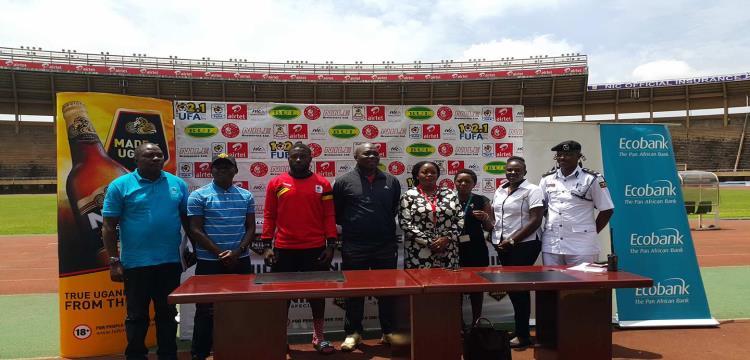مدرب أوغندا في المؤتمر الصحفي