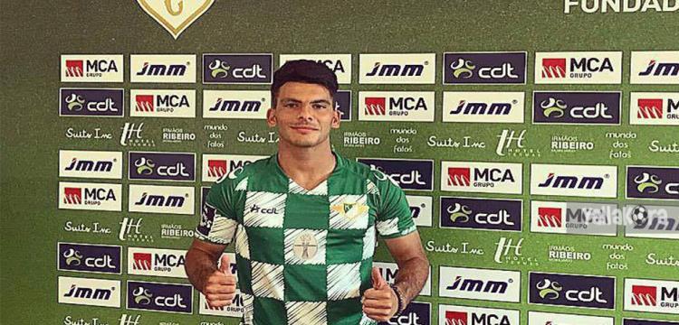 زيزو لاعب ناسيونال ماديرا