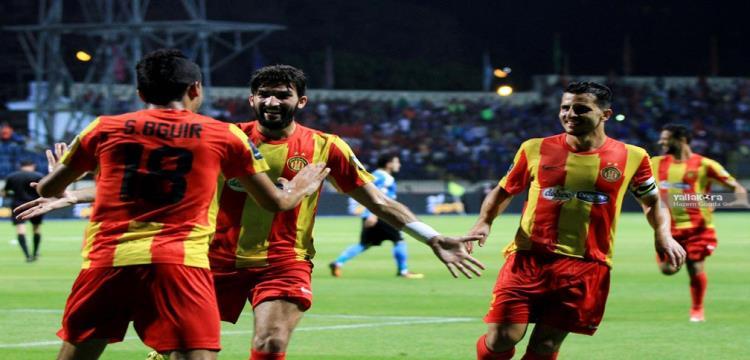 لاعبو الترجي التونسي
