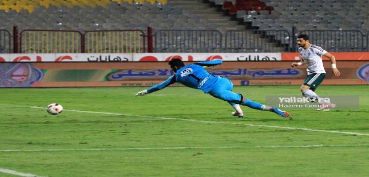 أحمد الشناوي يعود لمران الزمالك