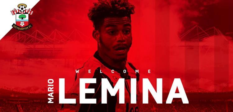 ليمينا لاعب ساوثهامبتون الجديد