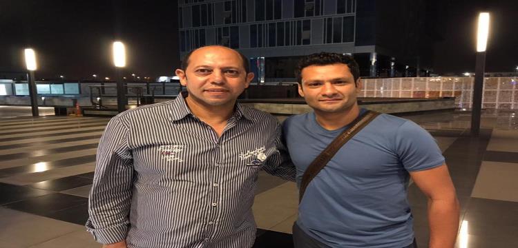 محمد أبو العلا وأحمد سليمان
