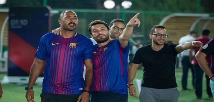 أحمد حسن ومحمد شوقى من حفل أوبو