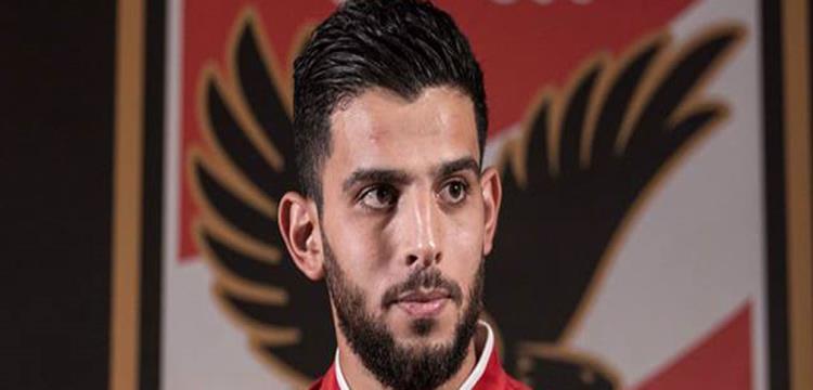 عبد الله الشامي لاعب الأهلي