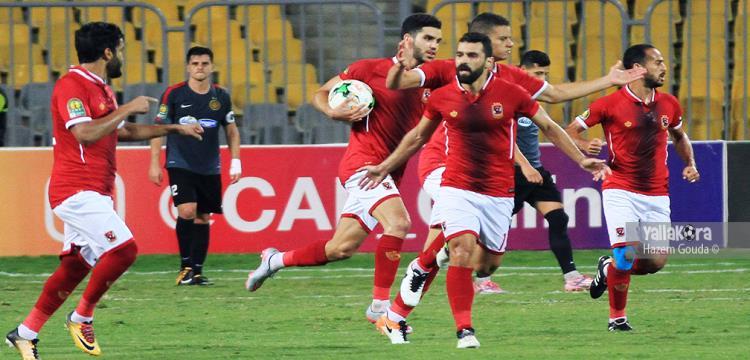 عبد الله السعيد، لاعب الأهلي