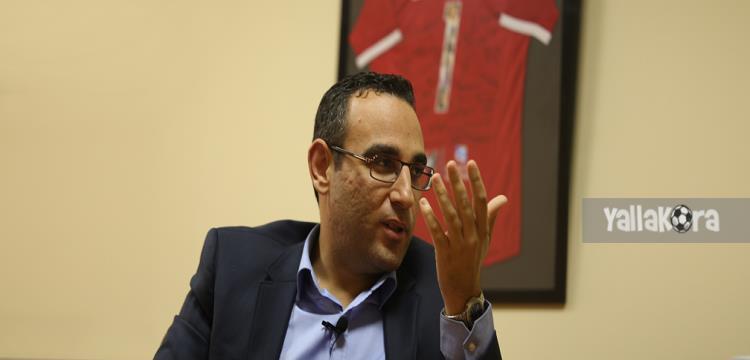 محمد الدماطي المرشح المحتمل لانتخابات الأهلي