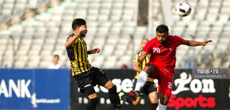 محمد فاروق لاعب المقاولون العرب