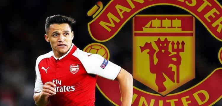 أليكسيز سانشيز اقترب من التعاقد مع مانشستر يونايتد